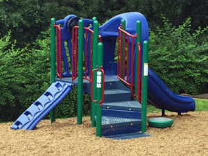 Farmington Presbyterian Preschool Play structure